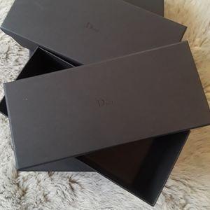 Accessories - Dior Empty Box.